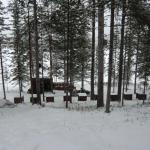 Husky Tours wilderness lodge