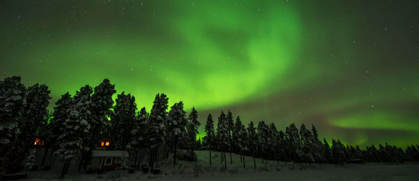 northern lights overnight tour