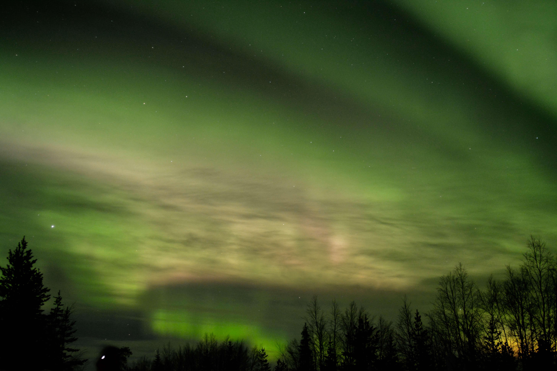 spectacular aurora